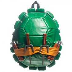 Teenage Mutant Ninja Turtles Shell Backpack... for our halloween costumes ;) @Laura Heitsenrether @Mary Carolan @Cami Gray