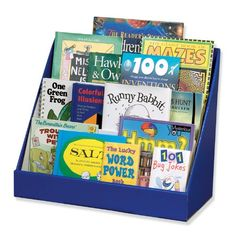 Classroom Book Shelf SmileMakers http://www.amazon.com/dp/B00B2ATS8C/ref=cm_sw_r_pi_dp_sXUgvb1VGYKMJ