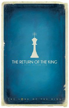 Cine PREMIERE | Mejores posters fan made de El señor de los anillos