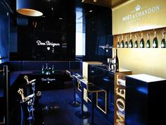 Party People: Moet & Chandon Launches Champagne Lounge