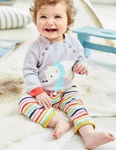 Sweet Knitted Play set (Light Grey Marl Polar Bears)