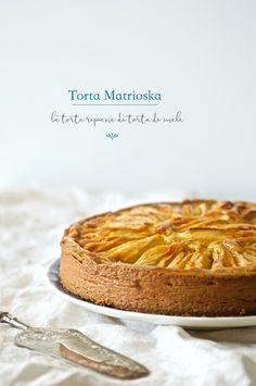 Torta Matrioska alle mele