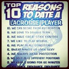 Team 8, Double Team, Lacrosse, Positivity, Optimism