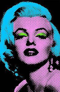 Marilyn Monroe (andy warhol art)