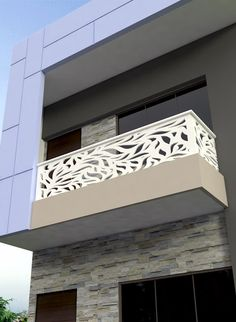 Indian house design, small house design, house plan with elevation, Nikshail House Design House Front Wall Design, Small House Design, Modern House Design, Iron Staircase Railing, Open Floor House Plans, Balcony Railing Design, Indian Home Design, Front Elevation Designs, Indian Homes