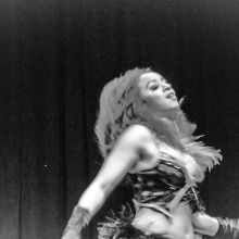 Next The Lalas Burlesque Show - The Federal Bar Friday July 18th, 8:00pm, North Hollywood.  For tickets and details: www.thelalas.com/gigs