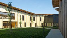 Établissement d'hébergement pour personnes âgées dépendantes, Mervans, Saône-et-Loire, France