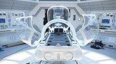 Prometheus bed (djfood, 2012)