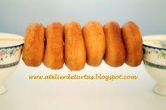 Receta super fácil de donuts