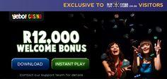 Mobile Casino, New Mobile, Online Casino Bonus, Casino Games, Free Money, South Africa, Play, Enabling, Join