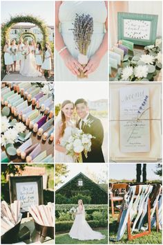 Ombre Wedding | One Love Photography | Bridal Musings Wedding Blog