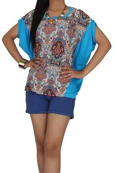 Smart summer casual Chic Woman Style FK8304 www.tanahabang.com