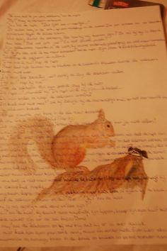 De Mier en de Eekhoorn   Toon Tellegen Rooster, Painting, Animals, Art, Art Background, Animales, Animaux, Painting Art, Kunst
