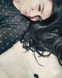 Hair was a visible attribute of her wild stubborn spirit.⭐