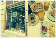 La Petite Brioche – Ontbijt/brunch, Valencia