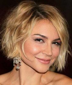 20 Best Short Messy Bob Hairstyles