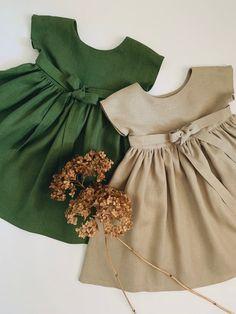 Pink Flower Girl Dresses, Little Girl Outfits, Baby Outfits, Little Girl Dresses, Kids Outfits, Girls Dresses, Cute Baby Dresses, Flower Girls, Baby Dress Design