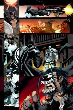 Venom Issue - Read Venom Issue comic online in high quality Comics Online, Venom, Master Chief, Darth Vader, Movie Posters, Movies, Fictional Characters, Pencil, David