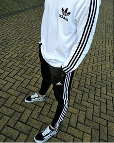 47 the best trend streetwear fashion for men 32 - Fashion For Men - Vans Outfit, Mens Adidas Outfit, Mode Outfits, Casual Outfits, Fashion Outfits, Mode Streetwear, Streetwear Fashion, Mens Streetwear 2018, Mode Adidas