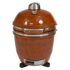 Hanover Charcoal Grill - Rust (Red)