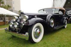 1932 Packard Modelo 906 Twin Six Imagen ★。☆。JpM ENTERTAINMENT ☆。★。