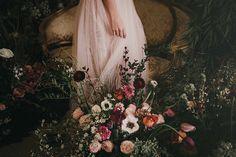 Woodland floral inspiration