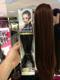 Apache ponytail with crocodile clip on back. Hairspray, Beauty Shop, Cut And Color, Crocodile, Ponytail, Hair Extensions, Eyelashes, Hair Beauty, Celebrities