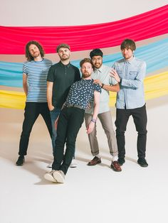 Kaiser Chiefs to bring curtain down on BMW PGA Championship - http://www.theleader.info/2017/02/16/kaiser-chiefs-bring-curtain-bmw-pga-championship/