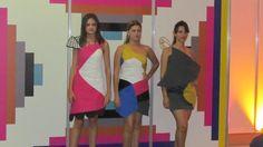 Coleção Art Deco da aluna Izabel Emilia. Projeto de Moda.