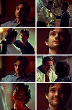 What did you see?   #hannibal