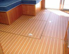 Marideck Pontoon Vinyl Flooring - RestorePontoon.com