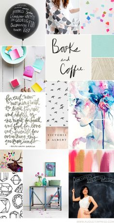 August Empress - A Designer's Life {Inspiration + Design + Resources} - Part 3