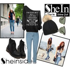 How To Wear Street style ) Outfit Idea 2017 - Fashion Trends Ready To Wear For Plus Size, Curvy Women Over 20, 30, 40, 50