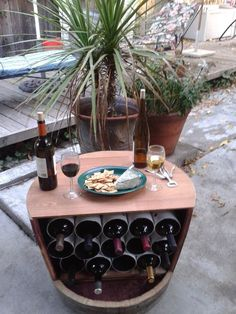 36 Creative DIY Ideas to Upcycle Old Wine Barrels | iCreativeIdeas.com LIKE Us on Facebook ==> https://www.facebook.com/icreativeideas