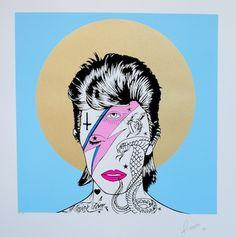 David Bowie -  Rugman