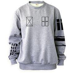 Noonew Women's Twenty One Pilots Tyler Joseph Tattoo Sweatshirt... ($29) ❤ liked on Polyvore featuring tops, hoodies, sweatshirts, pullover tops, gray top, grey top, grey shirt and 1920s shirt