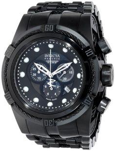 Invicta Men's 12730 Bolt Analog Display Swiss Quartz Black Watch Invicta http://www.amazon.com/dp/B00EI43OXO/ref=cm_sw_r_pi_dp_6I8Ttb0R8B6WCZGH