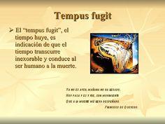 Tópico tempus fugit