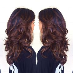 26 Subtle and Superb Hair Color Ideas for Brunettes #hair #color #ideas #brunettes #summer #highlights