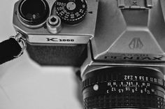 Pentax K1000 B Film Camera Photography by JumpingHandicrafts, $20.00