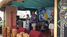 A live on location broadcast with Eric Stone at Eric Stone's Dockside Tropical Cafe. Marathon, FL.