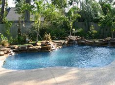 Houston cool pool decks