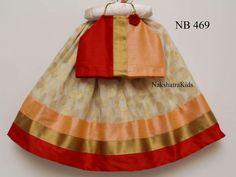 Kids Dress Wear, Kids Gown, Little Girl Dresses, Kids Indian Wear, Kids Ethnic Wear, Baby Lehenga, Kids Lehenga, Baby Dress Design, Baby Design