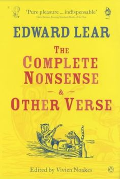 The Complete Nonsense And Other Verse