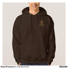 Royal Presence Hoodie - Stylish Comfortable And Warm Hooded Sweatshirts By Talented Fashion & Graphic Designers - #sweatshirts #hoodies #mensfashion #apparel #shopping #bargain #sale #outfit #stylish #cool #graphicdesign #trendy #fashion #design #fashiondesign #designer #fashiondesigner #style