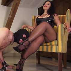 Domination real women don do housework