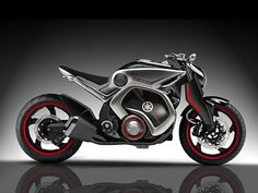 Beautiful concept bike... Yamaha V-Max, bike, vehicle, motorcycle, future, concept, futuristic, innovation, motorbike Unique design elements carbon, and fearsome appearance – this is the new Yamaha V-max, which most likely will be adopted soon and 2014 will go on sale