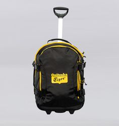 onitsuka tiger backpack yellow