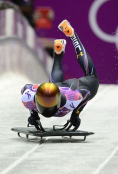 DAY 9:  John Daly of the United States competes during the Men's Skeleton http://sports.yahoo.com/olympics