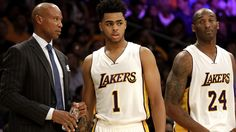 These DEFINITELY aren't Your Fathers @Lakers (HECK....These Aren't MY #Lakers)!! #MassConfusion #NoDirection #NoPlan
